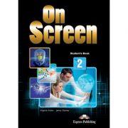 Curs limba engleza On Screen 2 Manualul elevului - Virginia Evans