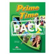 Curs limba engleza Prime Time 2 Manualul elevului cu Ie-Book - Virginia Evans, Jenny Dooley