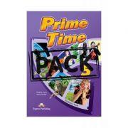 Curs limba Engleza Prime Time 5 Manualul elevului cu ie-book - Virginia Evans