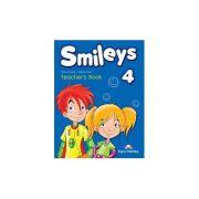 Curs Limba Engleza Smileys 4 Manualul profesorului - Jenny Dooley