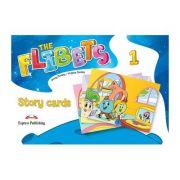 Curs limba engleza the Flibets 1 Story cards - Jenny Dooley