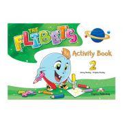 Curs limba engleza The Flibets 2 caietul elevului - Jenny Dooley
