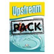 Curs Limba Engleza Upstream Intermediate B2 Manualul elevului cu CD - Virginia Evans