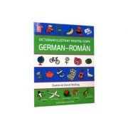 Dictionar ilustrat pentru copii german-roman - Ilustrat de David Melling