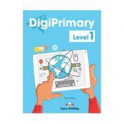Digi primary level 1 digi-book application