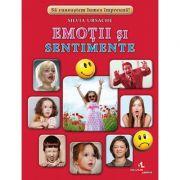 Emotii si sentimente - Silvia Ursache