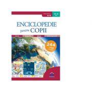Enciclopedie pentru copii. Volumul 1 de la A la K - PlayBac