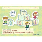 Gradinita grupa mica. Domeniul stiinte – matematica si cunoasterea mediului - Irina Curelea, Alexandra Albota