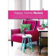 Happy Home Notes (Pink) - Charlotte Hedeman Gueniau
