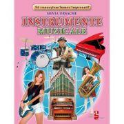 Instrumente muzicale - Silvia Ursache
