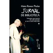 Jurnal de biblioteca - Matei-Romeo Pitulan