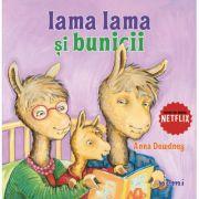 Lama Lama si bunicii (hardcover) - Anna Dewdney