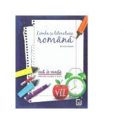 Limba si literatura romana. Caiet de vacanta pentru clasa a VII-a - Mimi Dumitrache