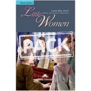 Literatura adaptata pentru copii Little Women Carte cu CD - Jenny Dooley
