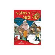 Literatura adaptata The story of Santa Claus Cartea profesorului - Jenny Dooley
