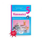 Matematica, manual pentru clasa a V-a. Contine editia digitala - Cristian Alexandrescu