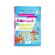 Matematica si explorarea mediului. Caietul micului scolar. Clasa pregatitoare - Nicoleta Ciobanu
