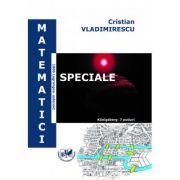 Matematici speciale - Cristian Vladimirescu