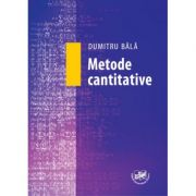 Metode cantitative - Dumitru Bala