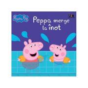 Peppa Pig. Peppa merge la inot - Nelville Astley, Mark Baker