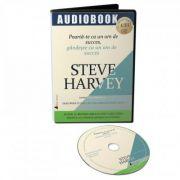 Poarta-te ca un om de succes, gandeste ca un om de succes. Audiobook - Steve Harvey