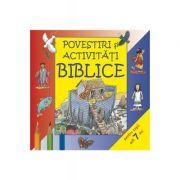 Povestiri si activitati biblice pentru copii sub 7 ani - Su Box