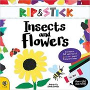 Rip & Stick. Insects and Flowers - Sam Hutchinson