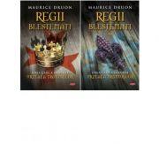 Set Regii blestemati (2 volume) - Maurice Druon