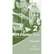 Teste limba engleza CPE Practice Tests 2 Audio set 6 CD - Virginia Evans, Jenny Dooley