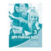 Teste limba engleza CPE Practice Tests 3 Manualul elevului - Virginia Evans