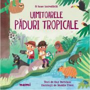 Uimitoarele paduri tropicale - Kay Barnham, Maddie Frost