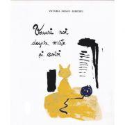 Versuri noi despre mate si cotoi. cu CD - Victoria Dragu-Dimitriu