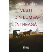 Vesti din lumea intreaga - Paulette Jiles