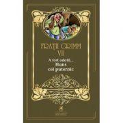 A fost odata …volumul VII Hans cel puternic - Fratii Grimm