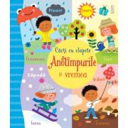 Anotimpurile si vremea (Usborne) - Usborne Books