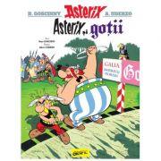 Asterix si gotii (vol. 3) - Rene Goscinny, Albert Uderzo
