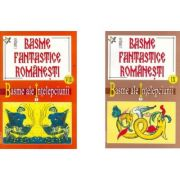 Basme fantastice romanesti volumele VIII-IX
