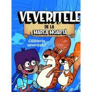 Calatoria Veveritelor - Veveritele de la Marea Moarta, vol. 1 - Mike Nawrocki