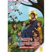 Carte de rugăciuni pentru copii-brosata