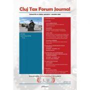 Cluj Tax Forum Journal 5/2020 - Cosmin Flavius Costas