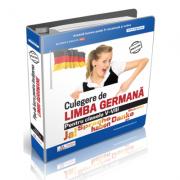 Culegere de limba germana. Clasele V-VIII - Cristina Lucia Calinescu