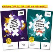 Evaluarea Nationala 2021 CONFORM Ordin MEC din 05 Feb 2021 - Limba si literatura romana - 40 de teste complete cu rezolvari si sugestii de rezolvare
