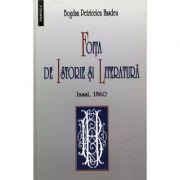 Foita de istorie si literatura 1860 - Bogdan Petriceicu Hasdeu