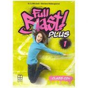 Full Blast! Plus 1 Class CDs - H. Q. Mitchell, Marileni Malkogianni