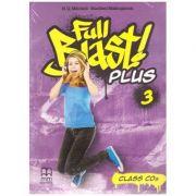 Full Blast! Plus 3 Class CDs - H. Q. Mitchell, Marileni Malkogianni