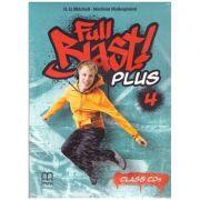 Full Blast! Plus 4 Class CDs - H. Q. Mitchell, Marileni Malkogianni