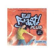 Full Blast! Plus Level B1+ Class CDs - H. Q. Mitchell, Marileni Malkogianni