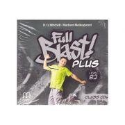 Full Blast! Plus Level B2 Class CDs - H. Q. Mitchell, Marileni Malkogianni
