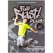 Full Blast! Plus Level B2 Student's Book - H. Q. Mitchell, Marileni Malkogianni