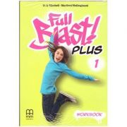 Full Blast Plus 1- Workbook - H. Q. Mitchell, Marileni Malkogianni